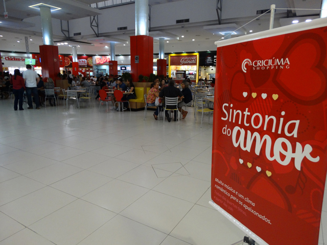 Atração para os apaixonados estreia no Criciúma Shopping