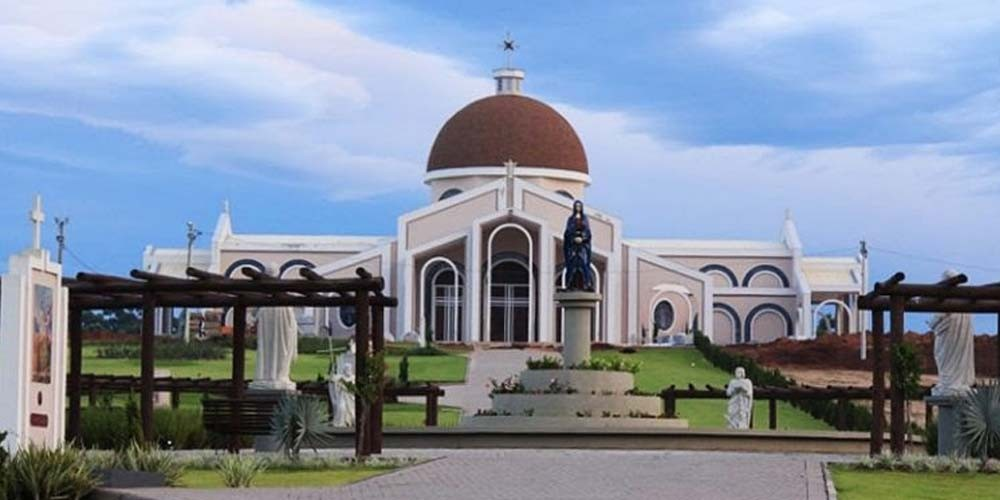 Santuário do Sagrado Coração de Jesus terá romaria online com 10h de duração