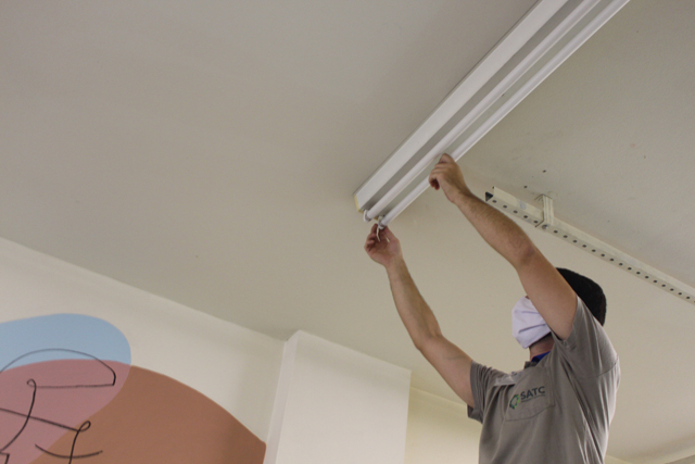 Satc é beneficiada com projeto de eficiência energética da Celesc