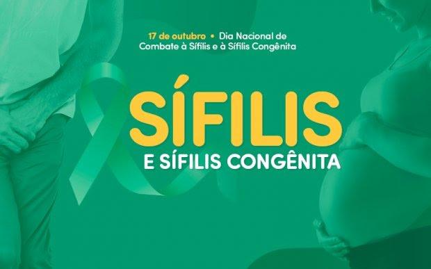 Dia Nacional de Combate à Sífilis Congênita alerta para a importância da prevenção