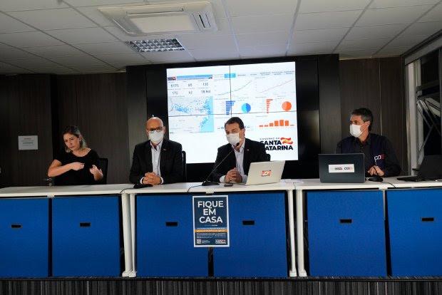 Governo amplia transparência com dados abertos sobre casos confirmados de Covid-19