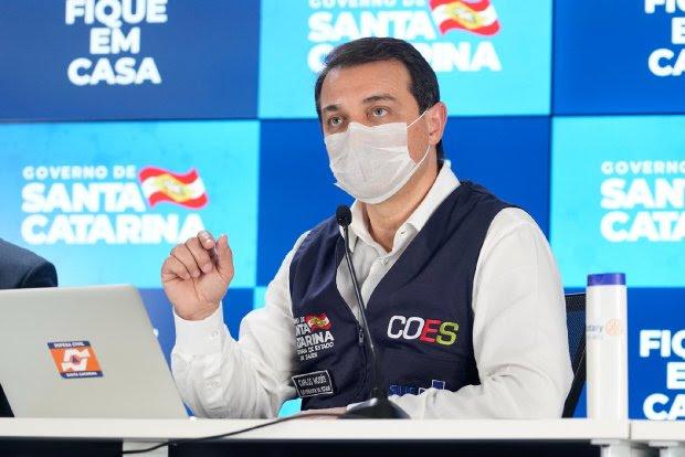 Coronavírus em SC: Governo compra 500 respiradores de empresa catarinense