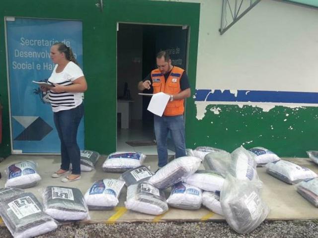 Governo do Estado mobiliza equipes e monitora situação em SC