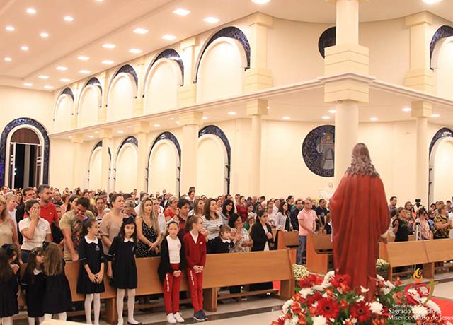 Santuário do Coração de Jesus promete reunir multidões neste domingo