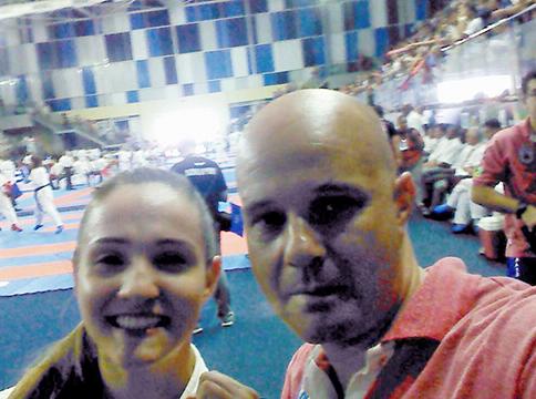 Içara conquista duas medalhas no Brasileiro de Karate
