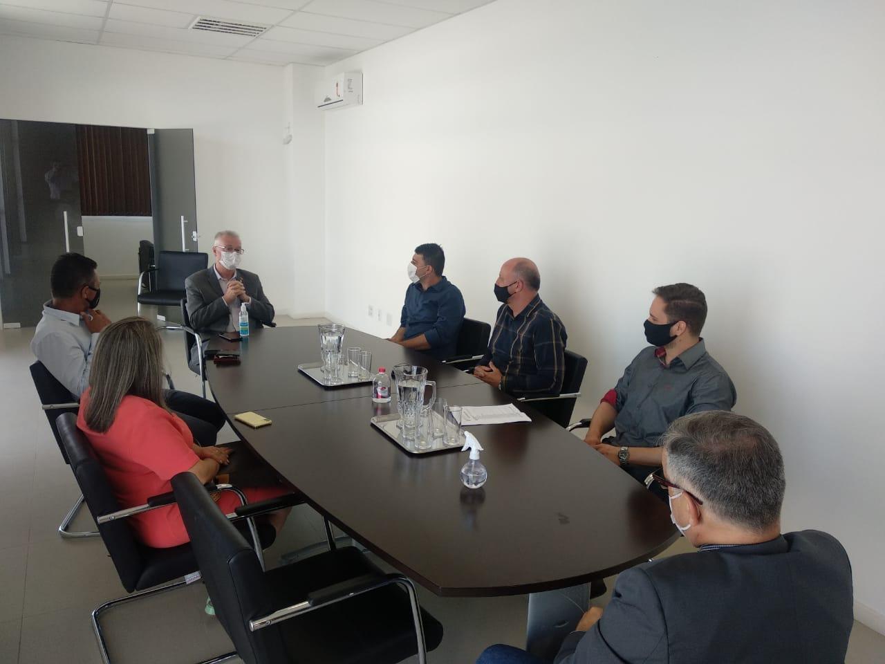 Governo articula com cúpula de segurança para ampliar efetivo em Siderópolis