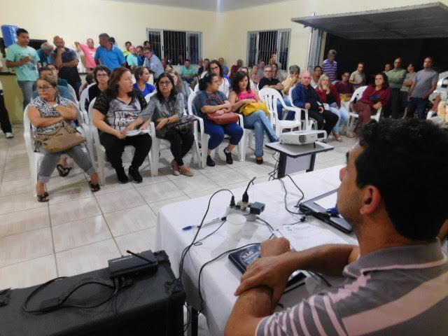 SINDMA vai às ruas demonstrar insatisfação contra reformas