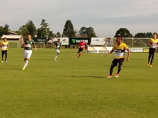 Em Chapecó, Sub-20 empata pelo Campeonato Catarinense
