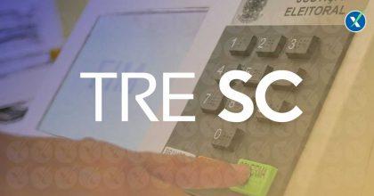 Eleitores podem solicitar atendimento no site do TRE-SC até 6 de maio