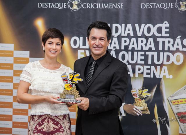 Representante da Unesc comenta sobre o Destaque Criciumense 2018