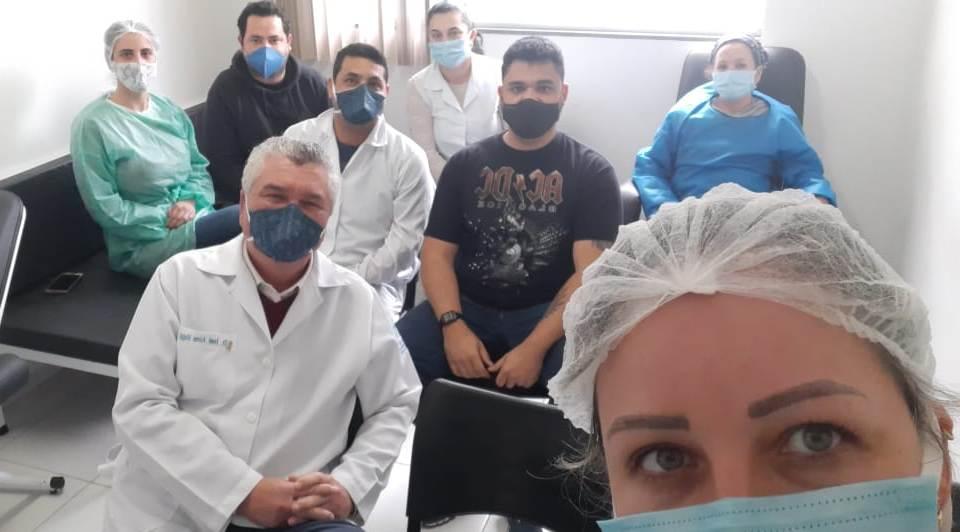 Profissionais de Urussanga participam de curso online sobre prevenção ao suicídio