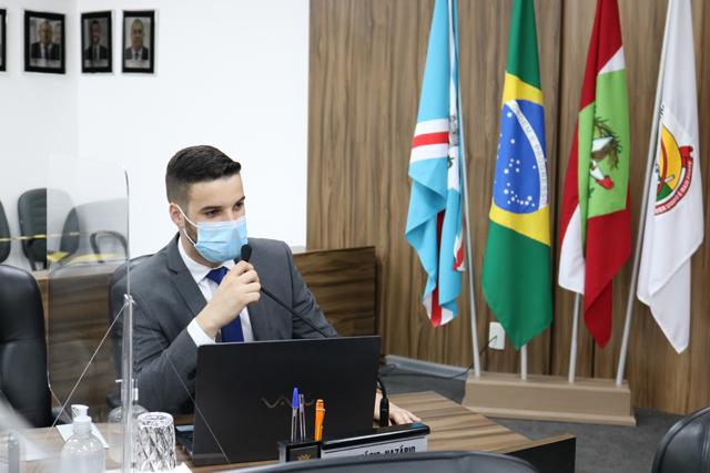 Sinalização na rodovia ICR-253 é indicada pelo vereador Davi Nazário