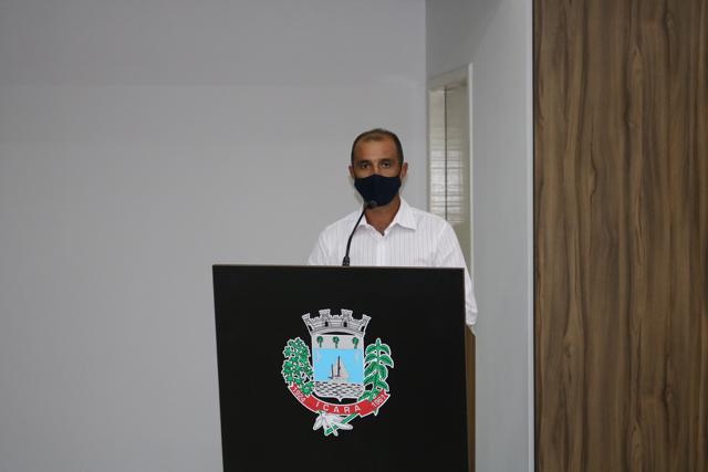Vereador solicita instalação de equipamento de rastreamento na frota municipal