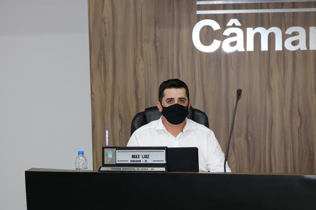 Implantação de abrigo de ônibus é indicado pelo vereador Max Luiz