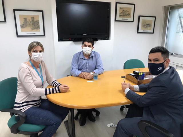 Gonçalves solicita a Casan retomada dos atendimentos sem agendamento em Içara