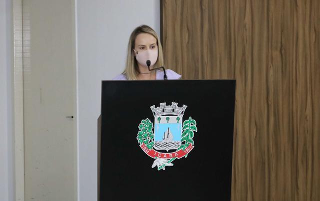 Construção de creche no Liri é proposto pela vereadora Carla de Souza