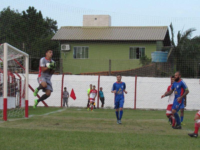 Turvo e Caravaggio estreiam com empates na Copa Sul