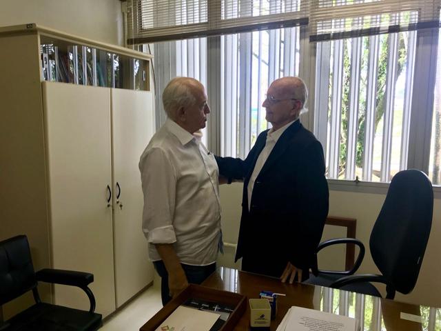 Manoel Dias reforça importância do carvão de Criciúma para o Brasil