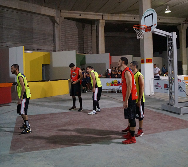 Capiravi de Baixo recebe a segunda etapa do Basketball Summer Tour 3x3