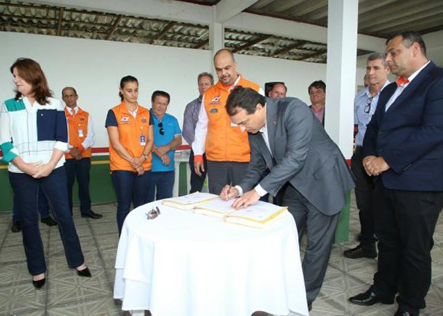 Governo autoriza o processo licitatório para obras preventivas na Serra
