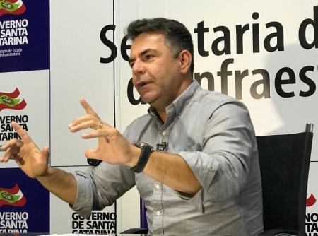 A busca de soluções para a contenção na Serra do Rio do Rastro