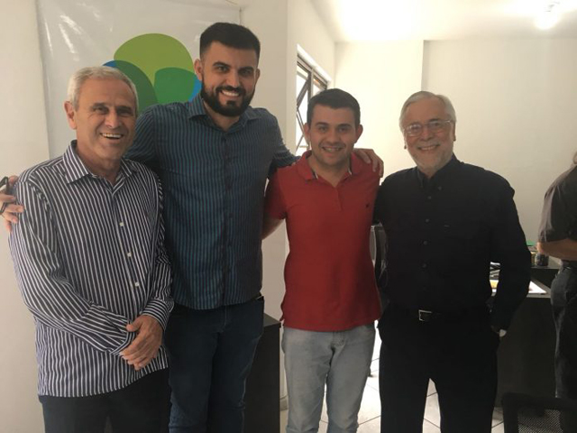 Giovanni assume presidência estadual da JDEM