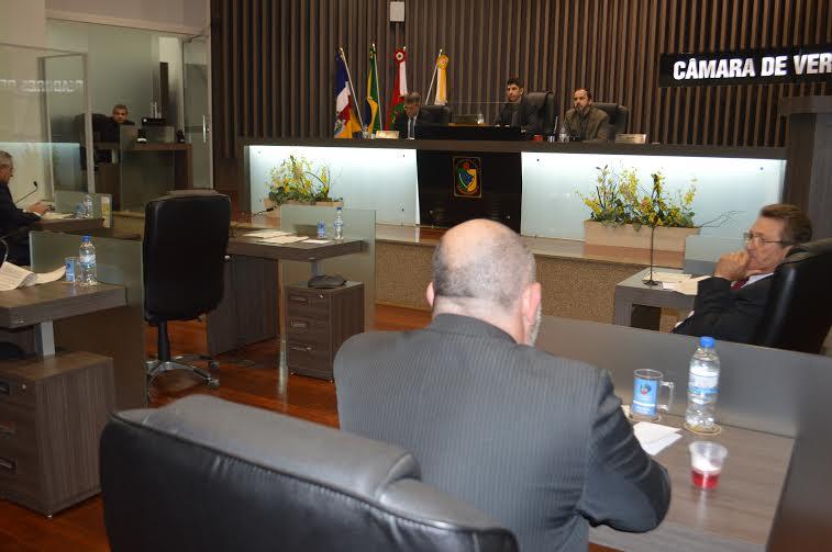 Câmara avalia proposições sobre diferentes temas