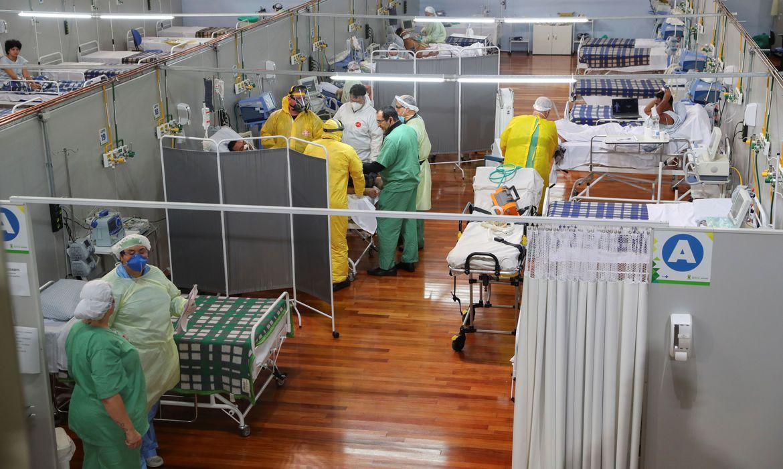 Coronavírus (covid-19): Brasil tem 40,9 mil mortes e 802 mil infectados