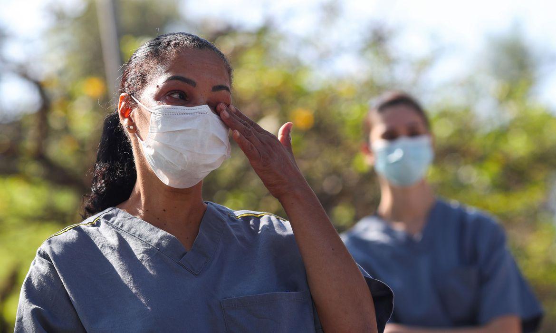 Coronavírus (covid-19): Brasil passa dos 135 mil casos confirmados e 9.146 mortos