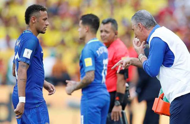 Brasil empata com Colômbia e encerra série histórica de Tite