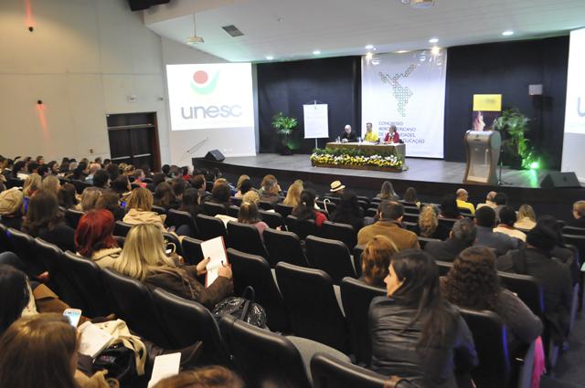 Unesc promove congresso internacional sobre Educação