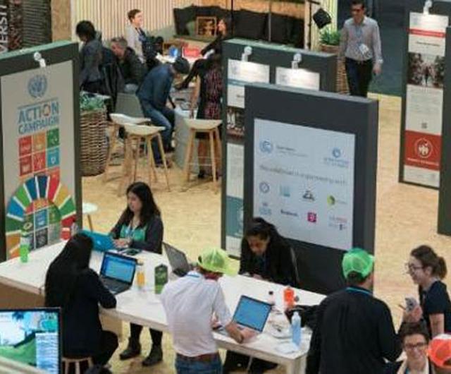 Aliança Global Para Descarbonização dos Transportes movimenta COP 23 em Bonn
