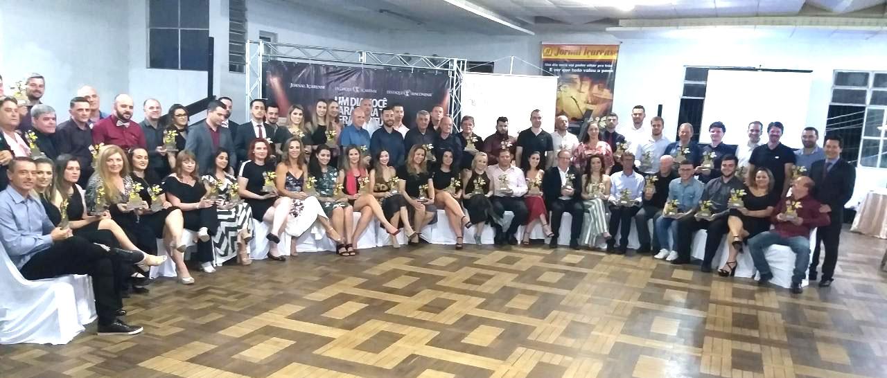 Jornal Içarense realiza o 21º Destaque Içarense com sucesso