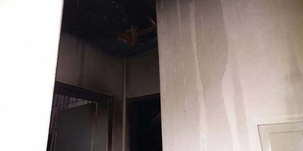 Bombeiros de Içara evitam destruição de residência