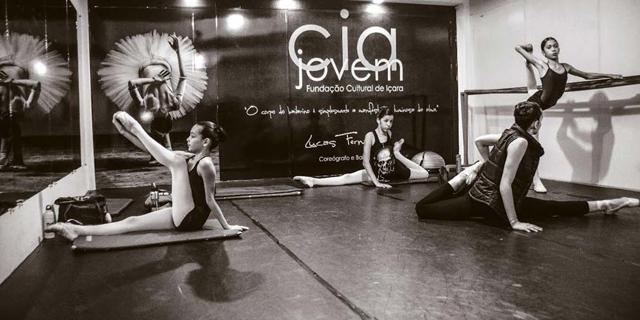 Cia Jovem de Balé promove paella beneficente neste domingo