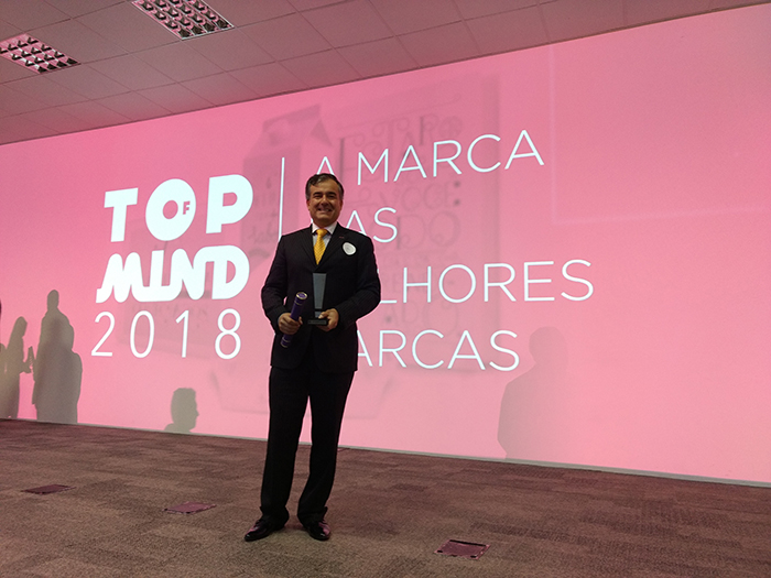 Eliane Revestimentos conquista prêmio Top Of Mind SC 2018