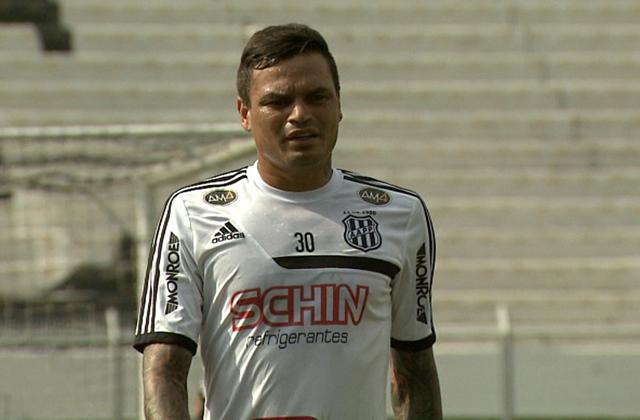 Zagueiro Fabio Ferreira voltando para o Criciúma E.C.