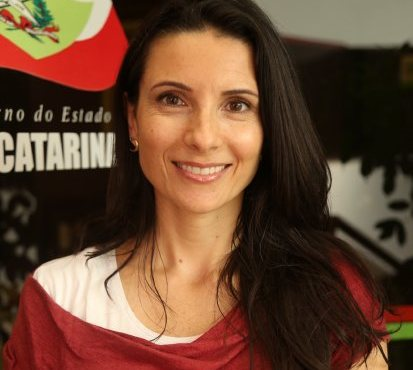 Governador anuncia Romanna Remor para a Secretaria da Assistência Social