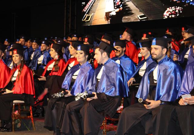 Festa e homenagens celebram mais uma formatura da Faculdade Satc
