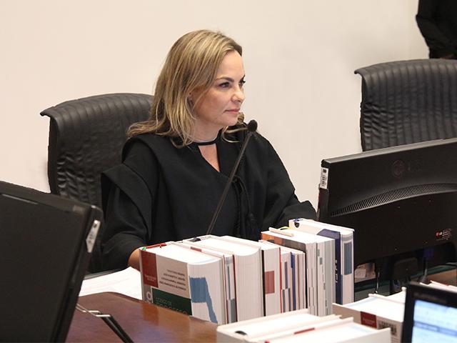 Juíza efetiva deixa Pleno do TRE-SC após término de biênio