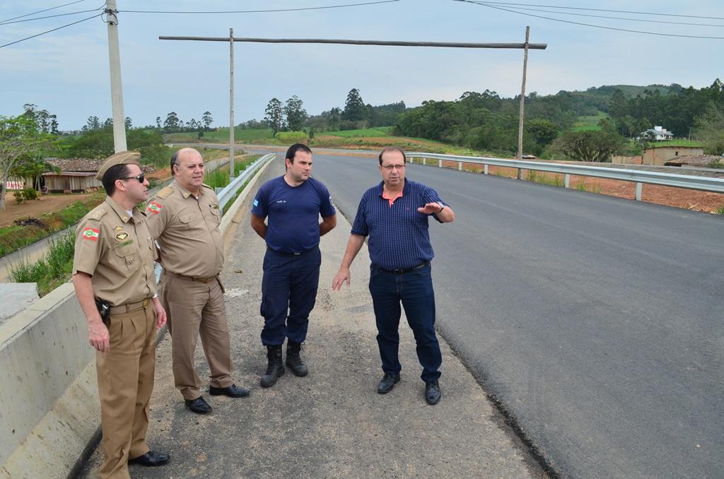 Trânsito na Via Rápida será fiscalizado pela PM