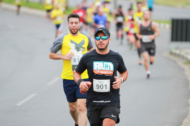 Segue release sobre a 3ª Meia Maratona Caixa Criciúma