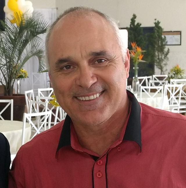 Parabéns e felicidades Gilmar Bonifácio pelo aniversário