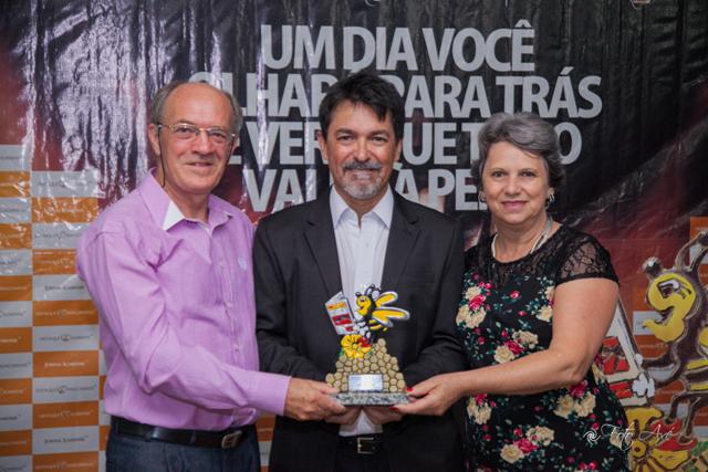 Dono da Serralheria Gradex comenta sobre o Destaque Içarense 2018