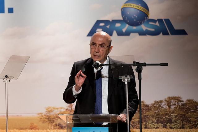 Henrique Meirelles participará da posse da diretoria da Acic