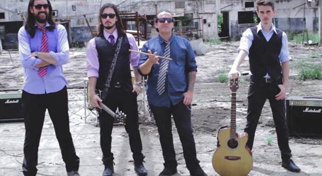 Banda Lazy Gun estreia no Didge de BC com especial Guns N ´Roses