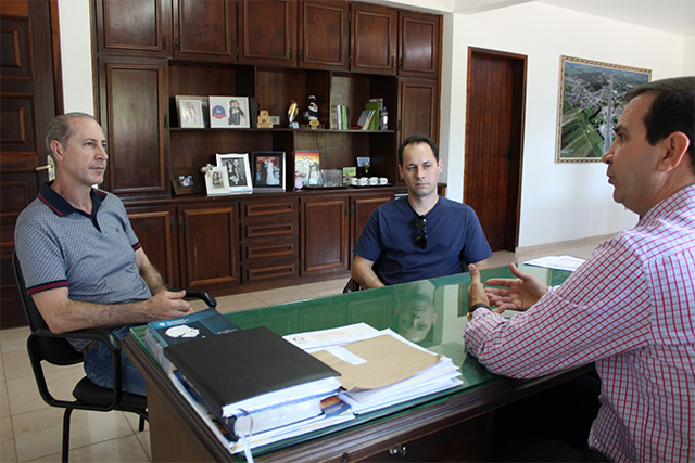 Prefeitura de Maracajá e Polícia Civil devem firmar convênio em 2019
