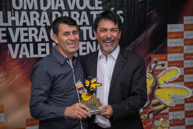 Neri Alves dos Santos comenta sobre o Destaque Içarense 2018