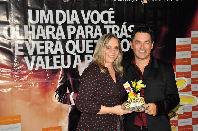 Mira Dagostim comenta sobre o Destaque Içarense 2017