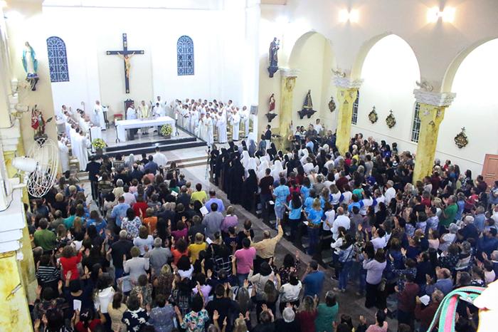 Paróquia de Treviso celebra 50 anos neste domingo